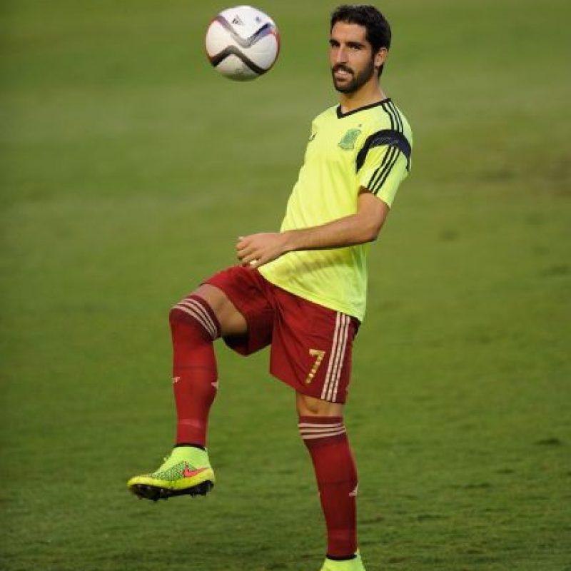 Raúl García (España) Foto:Getty Images