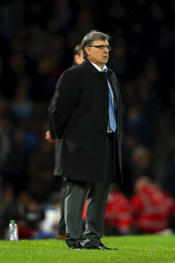 Gerardo Martino, director técnico de Argentina. Foto: Getty Images
