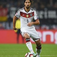 Sami Khedira (Alemania) Foto: Getty Images