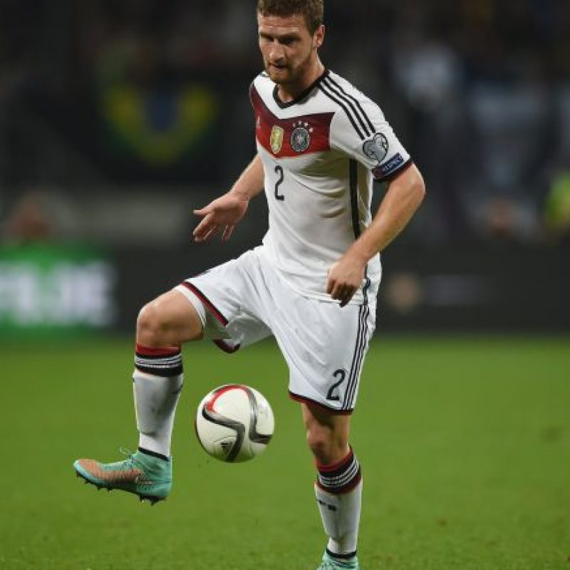 Shkodran Mustafi (Alemania) Foto: Getty Images