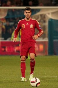 Álvaro Morata (España) Foto:Getty Images