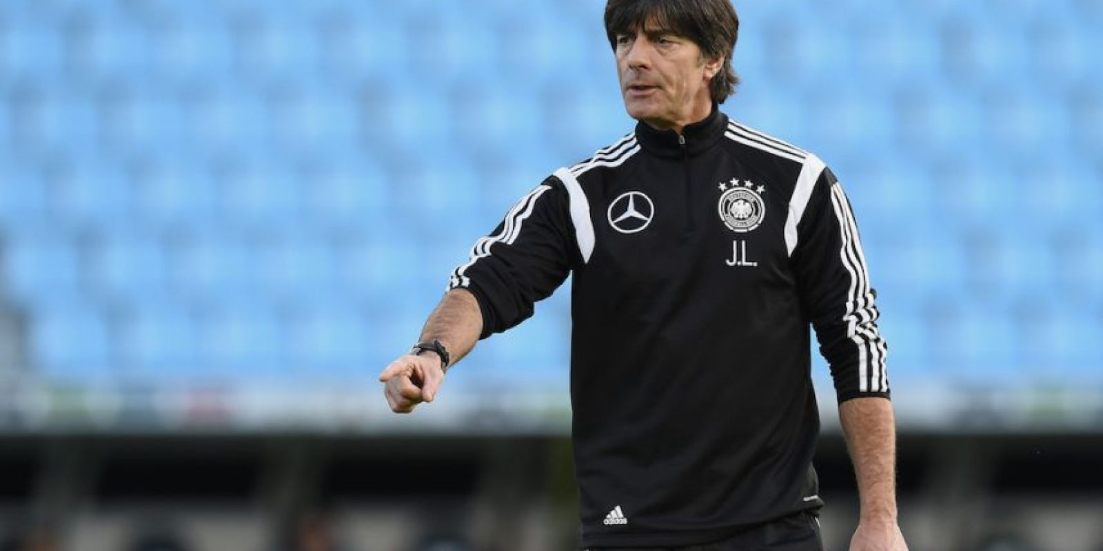 Joachim Löw, director técnico de Alemania. Foto: Getty Images
