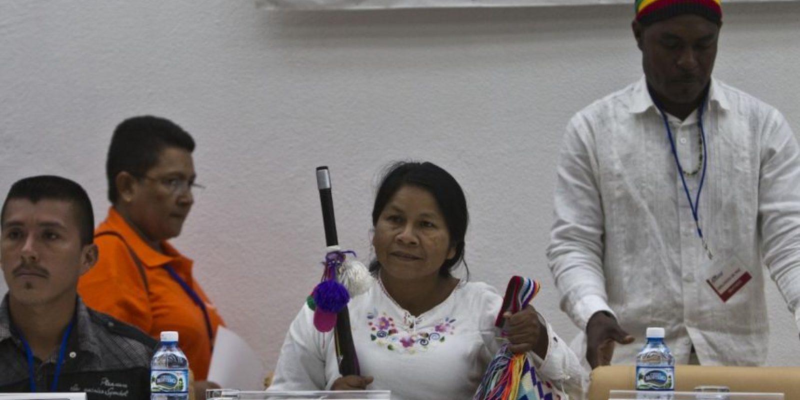 En Cuba, los negociadores se quedaron esperando a los demás integrantes del proceso. Foto:AP