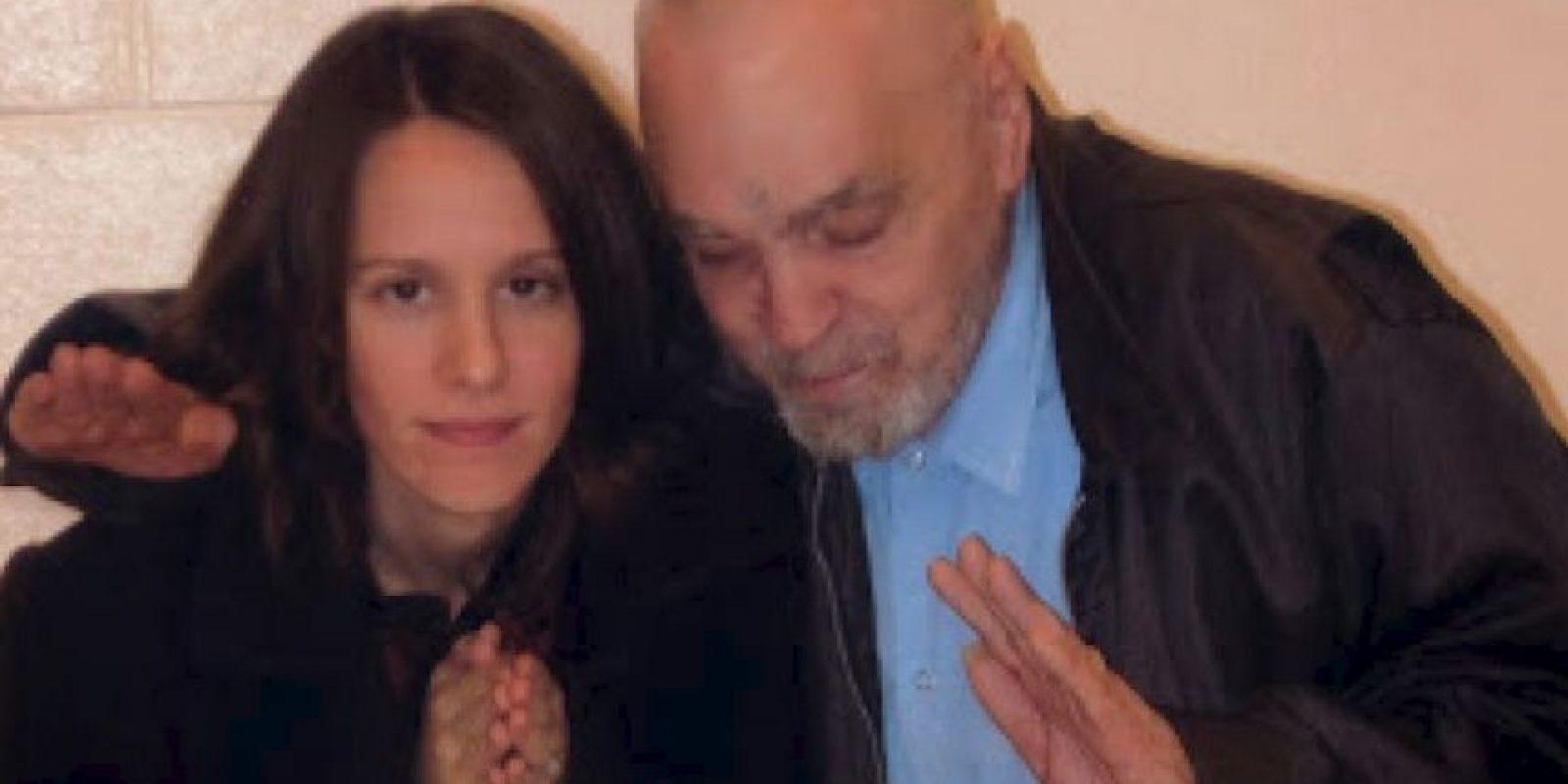 Afton Elaine Burton conoció a Manson cuando tenía 17 años Foto:MansonDirect.com