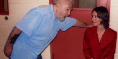 """Aunque la boda no podrá """"consumarse"""" pues Manson tiene prohibidas las visitas conyugales. Foto:MansonDirect.com"""