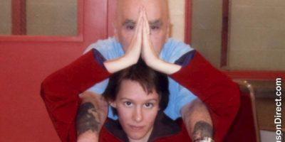Algunas personas la han comparado con Susan Atkins Foto:MansonDirect.com