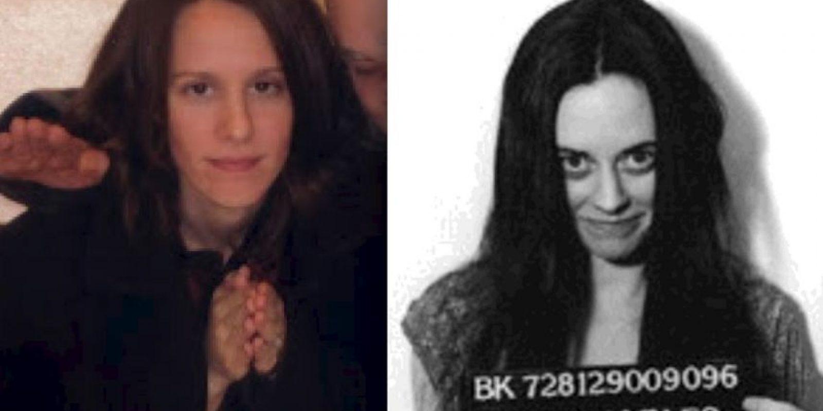Atkins fue una fiel seguidora de Manson, participó en ocho asesinatos inspirados por la secta de Charles. Foto:MansonDirect.com/Wikipedia