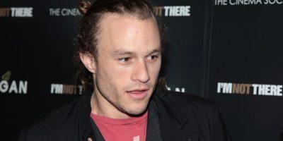 El actor falleció en enero de 2008 Foto:Getty Images
