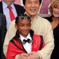 Jackie Chan y Jaden Smith Foto: Getty Images