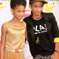 Willow y Jaden Smith Foto: Getty Images