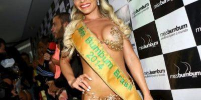 FOTOS: Conozca a Indianara Carvalho, la nueva Miss Bum Bum