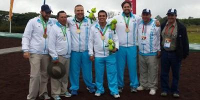 Hebert Brol gana el oro y aumenta a cuatro la cosecha de Guatemala
