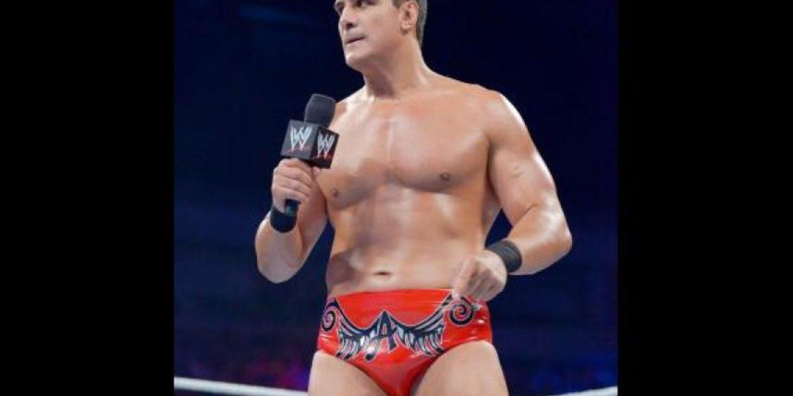 Ahora pelea en la AAA Foto:WWE