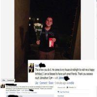 """El chico del """"Friendzone"""" se volvió famoso gracias a una publicación en Facebook Foto:Cheezburger"""
