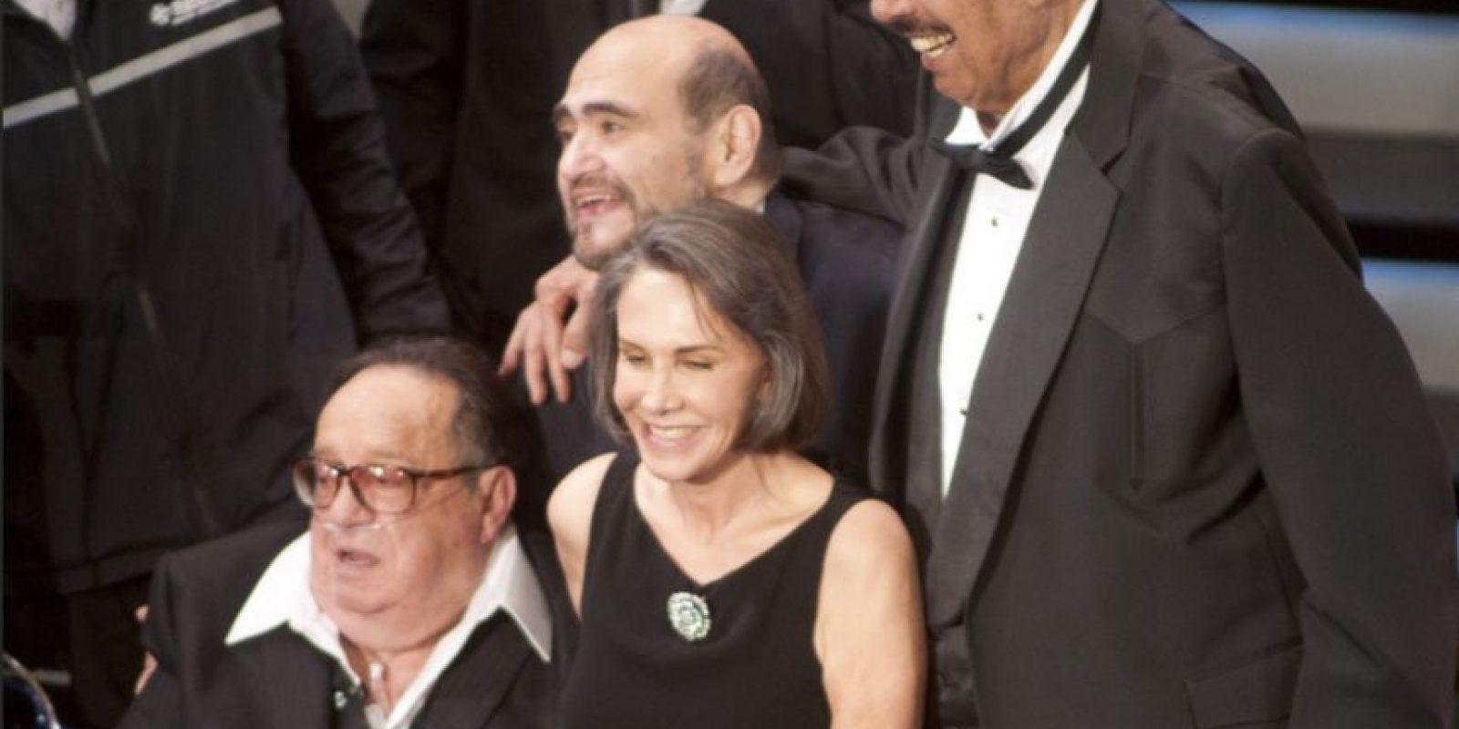 El guion surgió de un sketch escrito por Gómez Bolaños Foto:Cuartoscuro