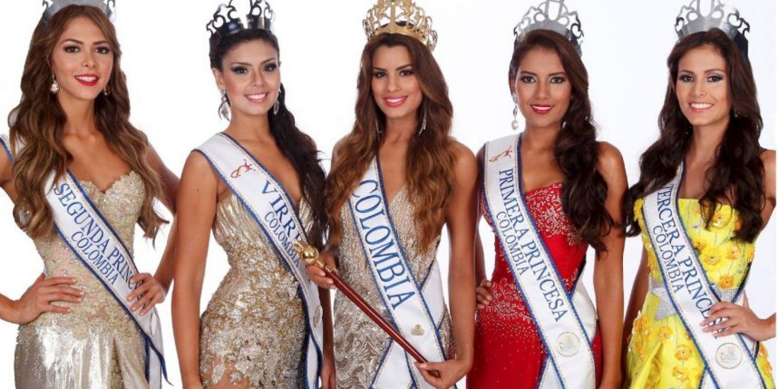 Ayer los tuiteros, así no supiesen de vestidos, criticaron ácidamente los vestidos de las concursantes. Foto:Concurso Nacional de la Belleza/Facebook