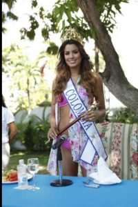 La ganadora dicen que es igual a Sofía Vergara. Foto:Facebook/Concurso Nacional de la Belleza