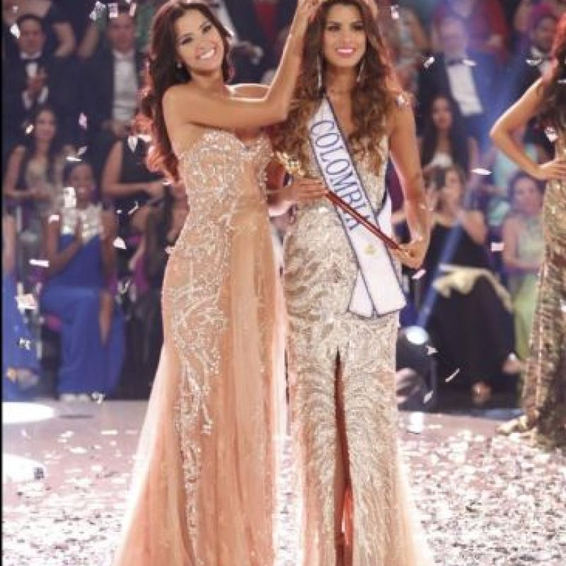 """Que era lo único """"rescatable"""". Foto:Facebook/Concurso Nacional de la Belleza"""