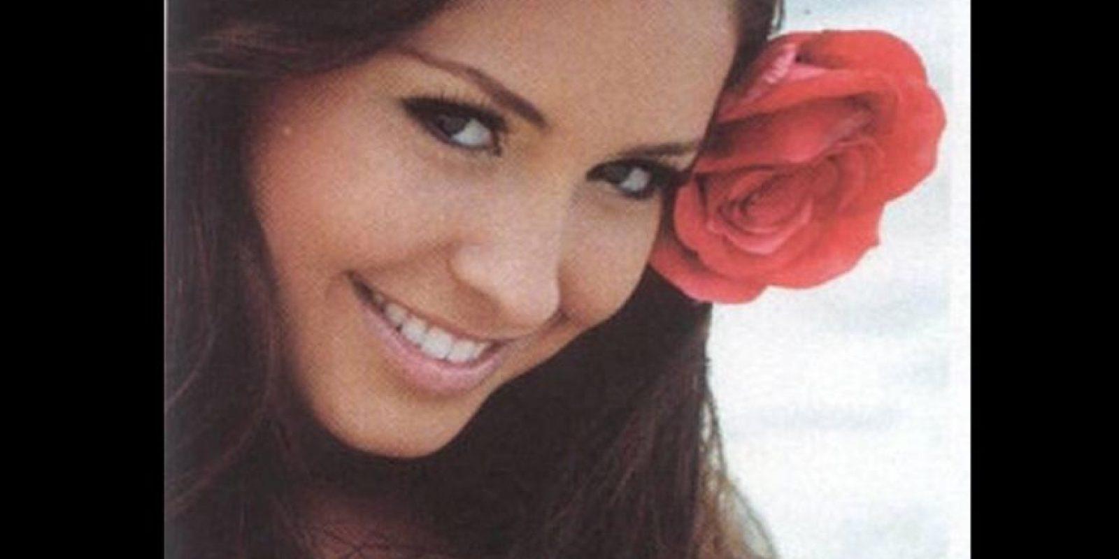 Es actriz y filántropa. Foto:Twitter/Taliana Vargas