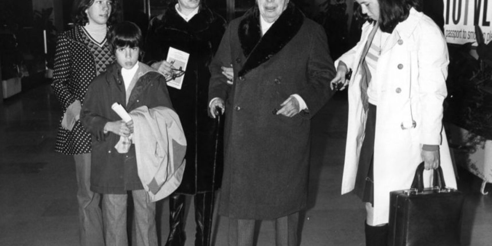 Charles Chaplin: 11 hijos. Foto:Getty Images