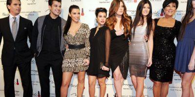 Kris Jenner: 6 hijos. Foto:Getty Images