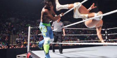 Dejó la WWE el 7 de agosto pasado Foto:WWE