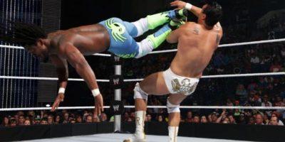 Tiene 37 años Foto:WWE