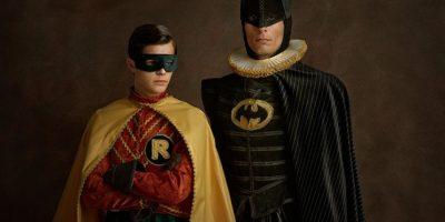 Fotos: Los superhéroes a la moda del estilo siglo XVI
