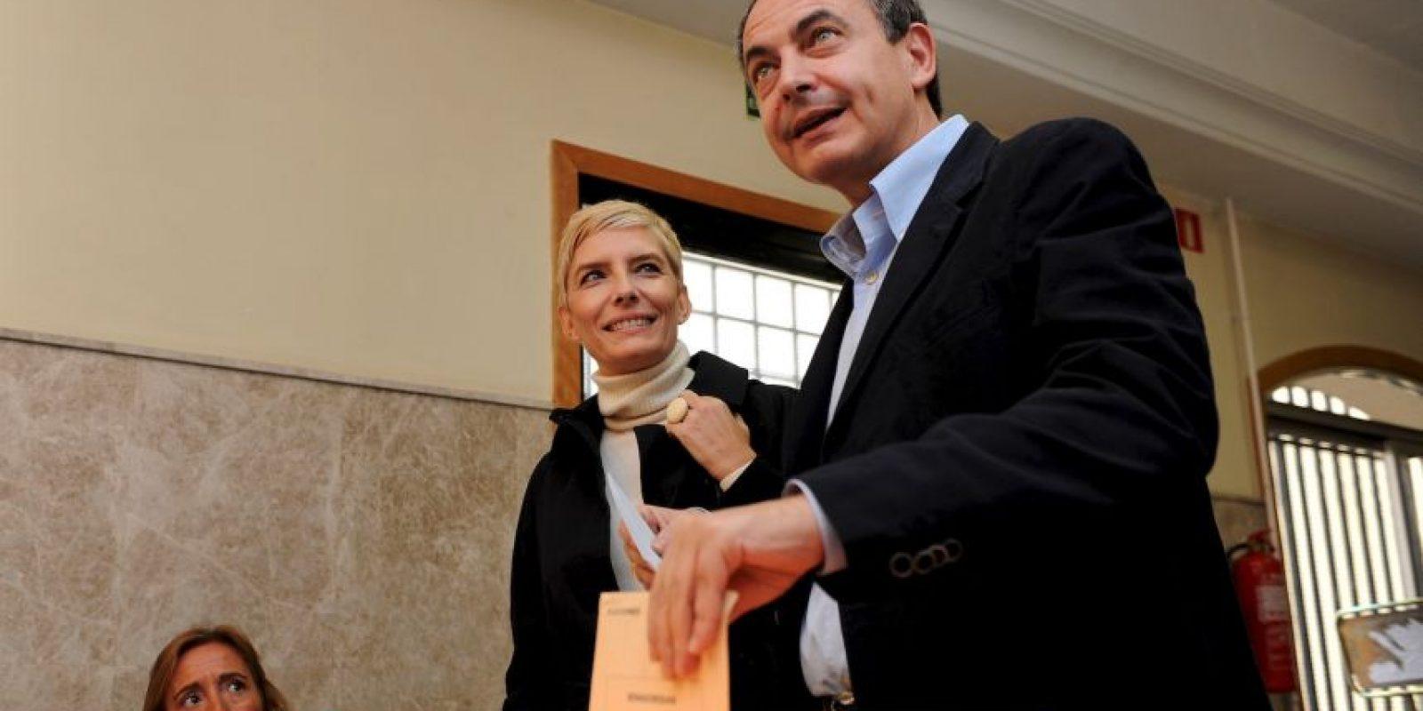 José Luis Rodríguez Zapatero, gobernó España de 2004 a 2011. Foto:Getty Images