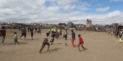 La diversión en Madagascar. Foto:Getty Images