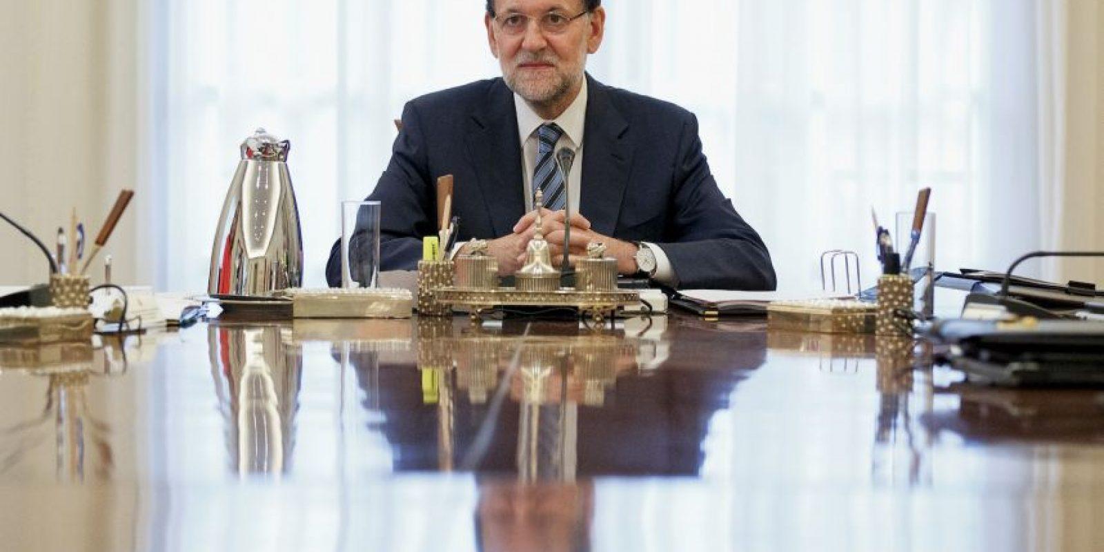 Rajoy ha gobernado al país ibérico sumido en una profunda crisis económica. Foto:Getty Images