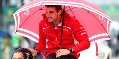 Jules Bianchi, piloto accidentado de F1, salió del coma inducido