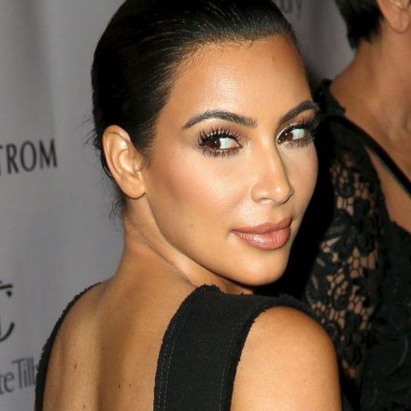 Kardashian demandó a la productora por la propiedad de la cinta, llegando a un acuerdo de $5 millones a su favor Foto:Getty Images