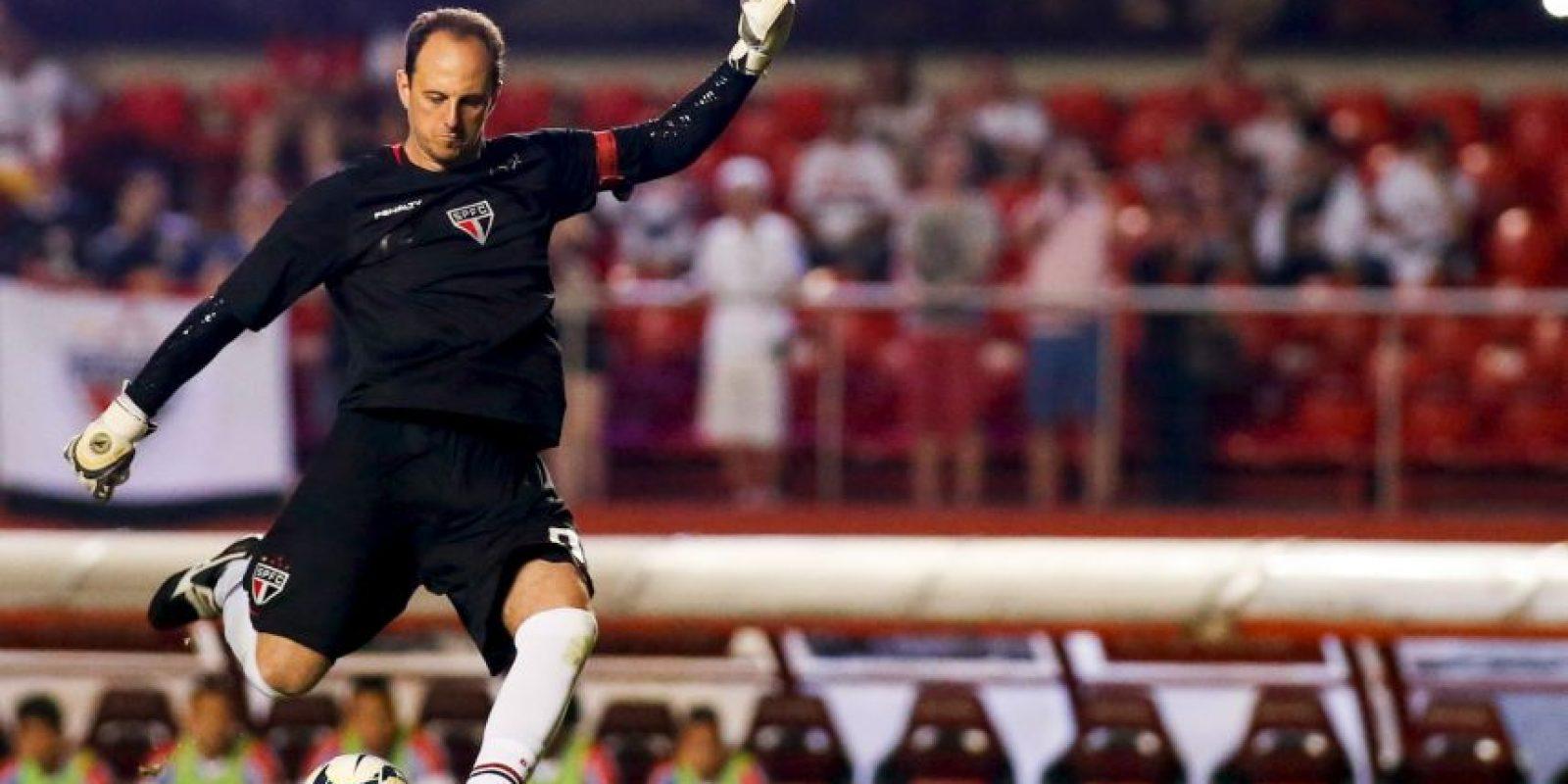 Rogerio Ceni Foto:Getty