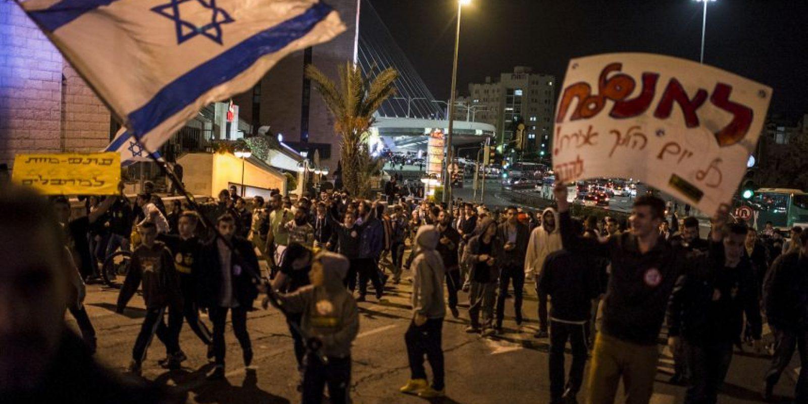 El conflicto entre la Franja de Gaza e Israel aún no termina. Foto:Getty Images