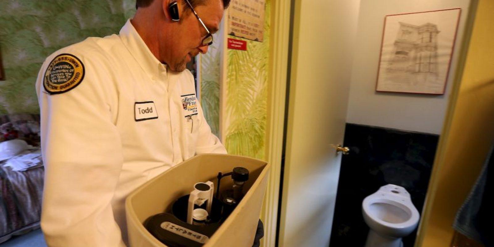 El inodoro siempre será esencial. Foto:Getty Images