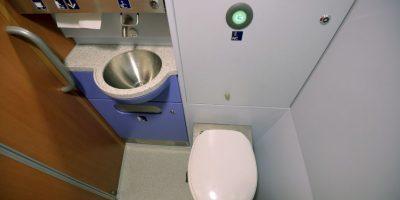 La higiene es primordial en un baño. Foto:Getty Images