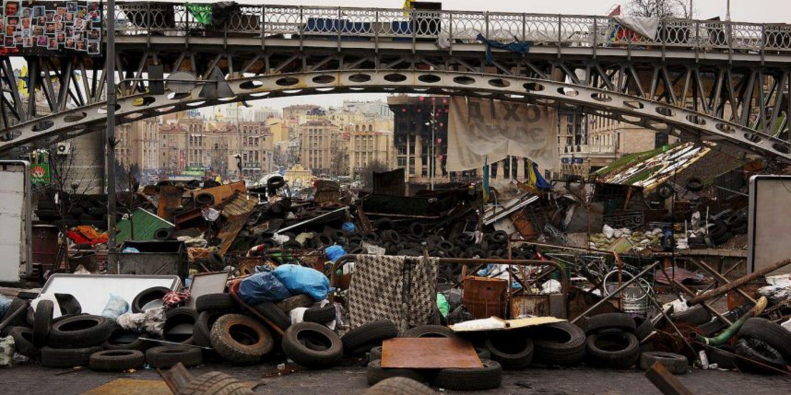 El conflicto ucraniano aún no parece terminar. Foto:Getty Images