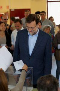 Mariano Rajoy, actual presidente de España. Foto:Getty Images