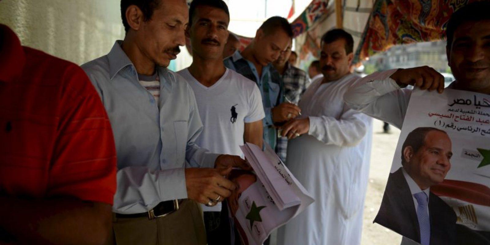 Egipto vivió este año una gran crisis social. Foto:Getty Images