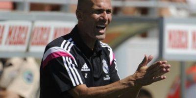 Zidane Zidane. Foto:AFP