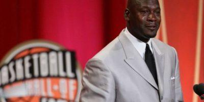 Michael Jordan. Foto:AFP