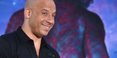 Vin Diesel. Foto:AFP