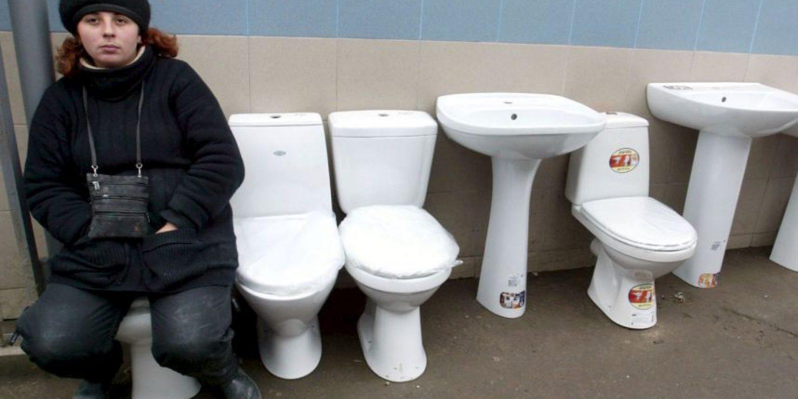 2 mil 500 millones de personas en el mundo no tienen acceso a instalaciones de saneamiento adecuadas. Foto:Getty