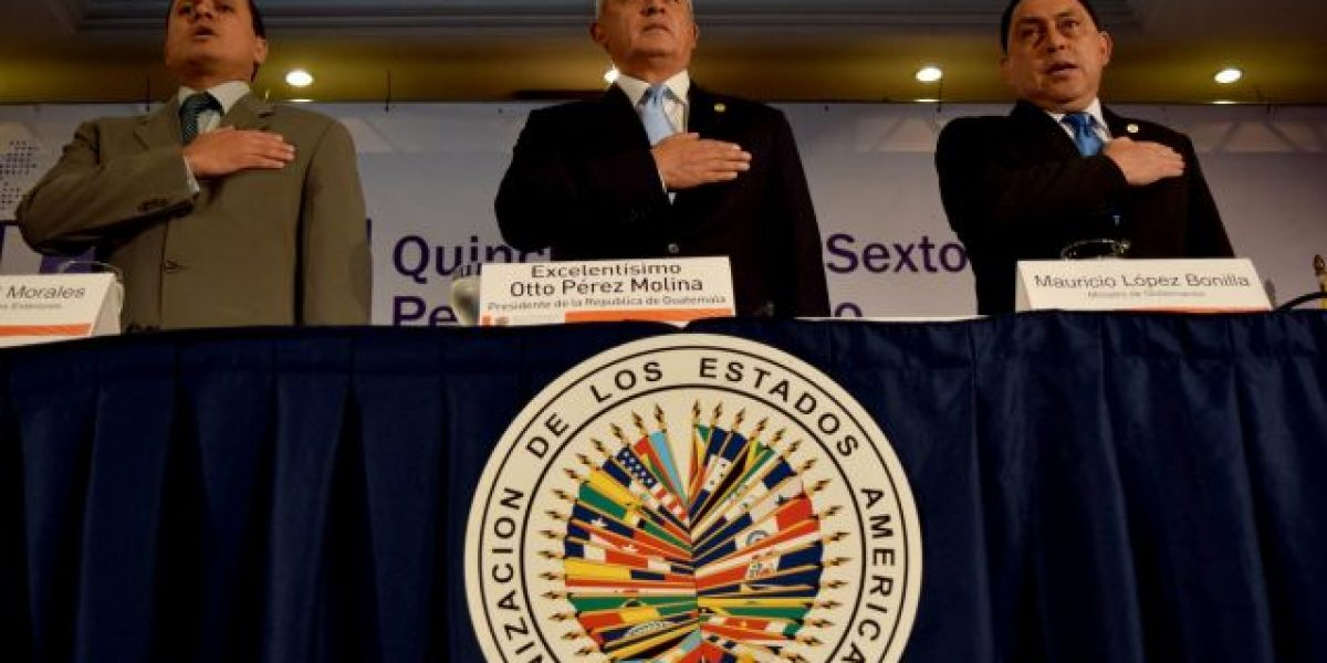 Preparan estrategia regional antidrogas en Guatemala