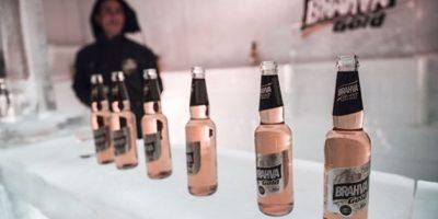 Ambev presenta Brahva Gold y el nuevo bar bajo cero Arctik