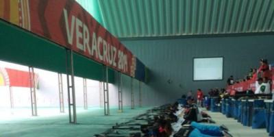La medalla de plata en el rifle tendido por equipos fue para Guatemala