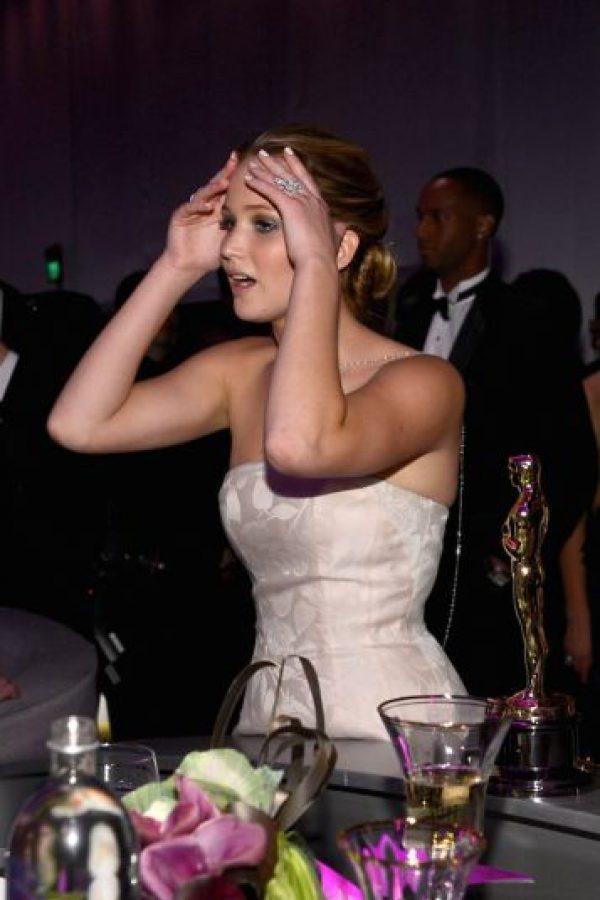 """Otros miembros del elenco de """"Los Juegos del Hambre"""" también compartieron su opinión sobre JLaw Foto:Getty Images"""