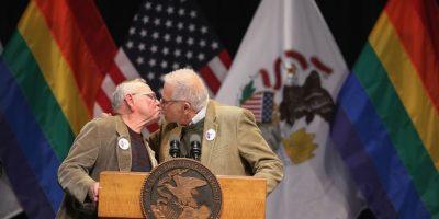 Se cree que después de avanzar en estudios de este tipo, las leyes podrían adaptarse para beneficiar a la comunidad gay. Foto:Getty Images