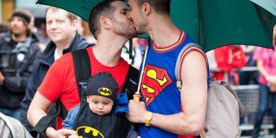 Hasta el momento, no existe un medio que controle la orientación sexual de los niños. Foto:Getty Images